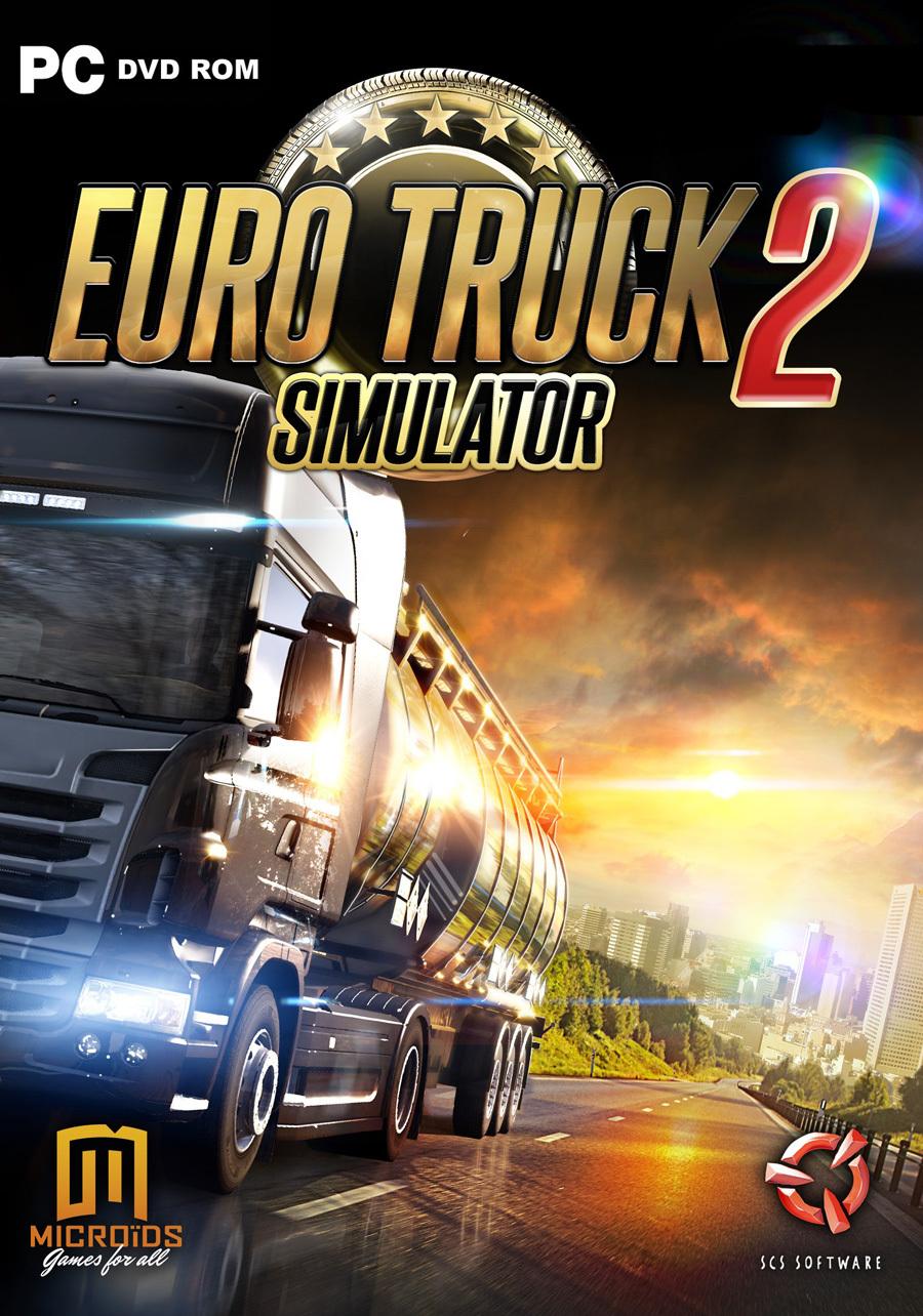 1.3.1 Euro Truck Simulator 2 crack